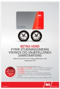 Betraverð fyrir víkinga v1