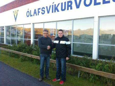 Sveinn og Björn